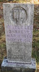Myrtle Lee <I>Holden</I> Barnett