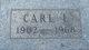 Carl Leonard Knutson