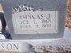 Profile photo:  Thomas Jefferson Whitson