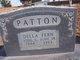 """Profile photo:  Delia Fern """"Della"""" <I>Patton</I> Whitson"""