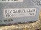 Rev Samuel James Bradford