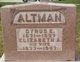 Elizabeth A. <I>Miller</I> Altman