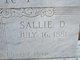 Sallie Ann <I>Dumas</I> Harp