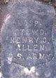 Profile photo:  Henry C Allen