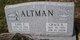 Earl F Altman
