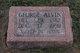 George Alvin Wallis