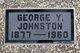 George Y. Johnston