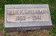 """Lillian """"Lillie"""" <I>Kirby</I> Greenbaum"""