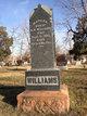 Matilda <I>Alderman</I> Williams