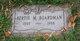 Bertie Mary <I>Ham</I> Boardman