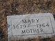 Mary Albus