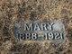 """Marie """"Mary"""" <I>Martin</I> Erman"""