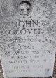 Sgt John Glover