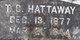 T C Hattaway