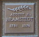 Profile photo:  August Bramstedt