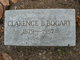 Clarence B Bogart