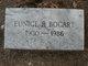 Eunice <I>Bowen</I> Bogart