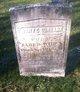 Mary Cora <I>Burbank</I> Willey