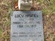 Lucy <I>Haynes</I> Amis