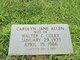 Carolyn Jane <I>Allen</I> Coley