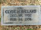 Clyde Harrison Ballard