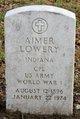 Profile photo:  Aimer Lowery