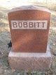 George W Bobbitt