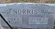 Ruth Ellen <I>Broderick</I> Norris