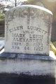 Ellen <I>Luckett</I> Alexander