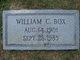 William Cockerham Box