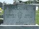 "Profile photo:  Hugh Emmett ""Big Red"" McGuire, II"