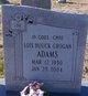 Profile photo:  Lois Houck <I>Grogan</I> Adams