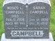 Profile photo:  Sarah <I>Bash</I> Campbell