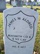 Profile photo:  James M. Aldred