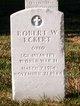 SGT Robert W Eckert
