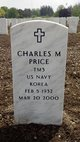 Profile photo:  Charles Marvin Price