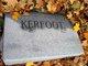 Profile photo:  Kerfoot