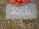 """Profile photo:  Carl Benjamine """"Benjy"""" Miller, Sr"""