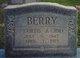 """Curtis James """"Jim"""" Berry"""