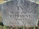 Catherine <I>Suesholds</I> Spare