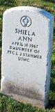 Profile photo:  Shiela Ann Stahmer