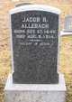 Jacob Reiff Allebach