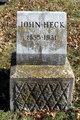 John Heck