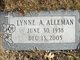 Lynne A Alleman