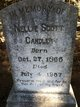 Nellie Bucher <I>Scott</I> Candler