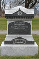 Profile photo:  Martha Ann <I>Ford</I> Brown