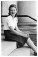 "Profile photo:  Evelyn Ruth ""Evie"" <I>Hodges</I> Bennett"