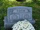 Esther <I>Szabo</I> Toth