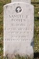 Samuel R Bowen