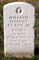William Harvey Ecton, Jr